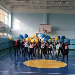 """Flashmob în cadrul """"Săptămânii Tineretului"""""""