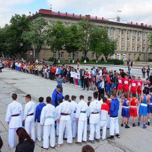 Rezultatele ștafetei atletice, consacrate Zilei Sportivului și a Mișcării Olimpice în mun. Bălți 15 mai 2018
