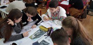 Развитие трансдисциплинарных и межкультурных компетенций на уроках немецкого язык