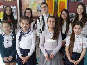 Organizarea și desfășurarea activităților didactice și extrașcolare în cadrul săptămânii Limbii și literaturii române în gimnaziul nr. 2, mun. Bălți