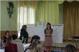 """Atelierul metodico-practic municipal al tinerilor specialiști """"Dezvoltarea competenţelor necesare realizării rolurilor profesionale asumate"""""""