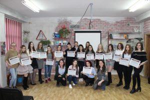 Proiectul ,,Tinerii învață să conducă,, Gala de premiere la CRAT