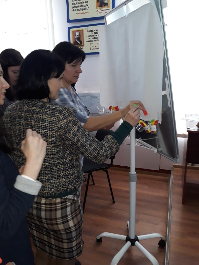 """Seminarul metodico-practic pentru psihologii școlari cu genericul """"Rolul psihologului școlar în consilierea metodologică a profesorilor-diriginți pentru desfășurarea disciplinei """"Dezvoltare personală""""."""