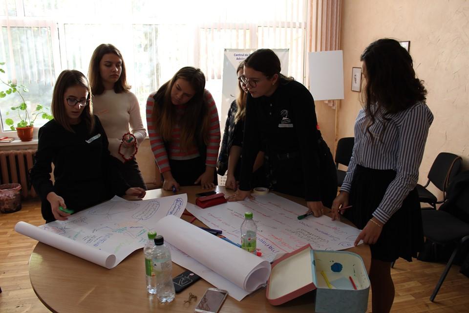 """#Forumul Municipal 2019 """"Serviciile de tineret din perspectiva necesităților tinerilor"""" la CRAT"""
