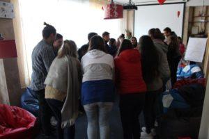 #Schimb de experiență cu tinerii din Chișcăreni