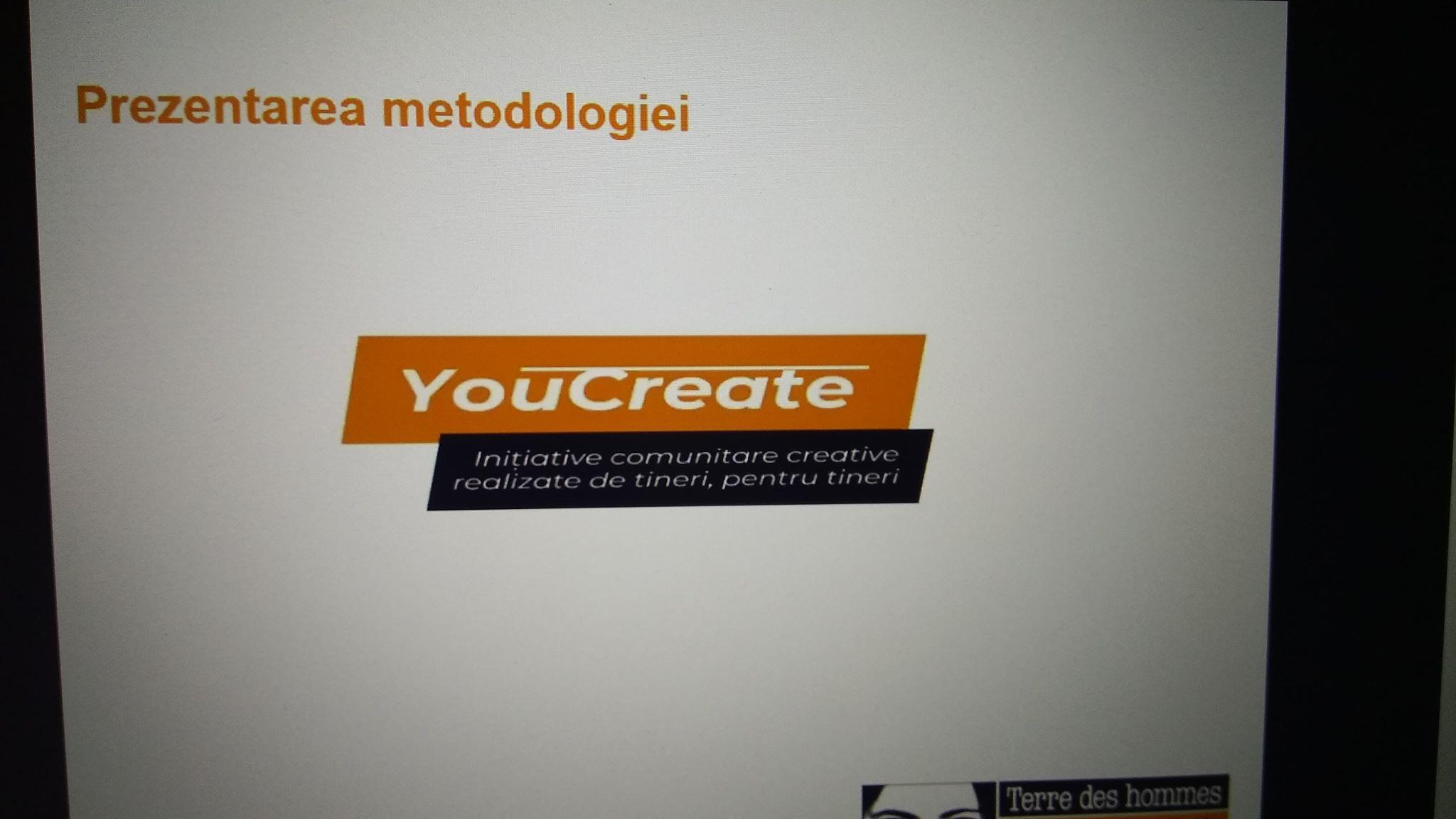 """#I Atelier de lucru online din cadrul proiectului """"YouCreate"""" #Echipa CRAT în parteneriat cu L.T.V.Alecsandri"""