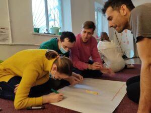 Рабочая встреча участников экологического комьюнити