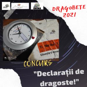 #Concurs de DRAGOBETE 2021