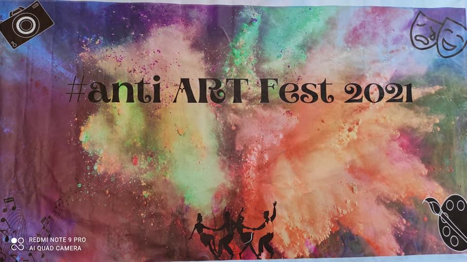 #antiARTFest 2021 ediția a IV-a